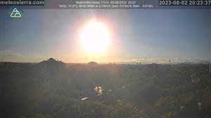 Webcam de Madrid-Moratalaz