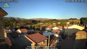 Webcam de Santa María de la Alameda
