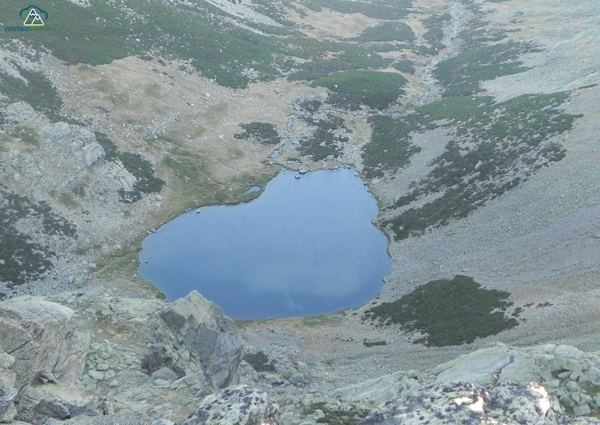 Laguna de los Caballeros (2025 m)